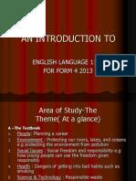 Orientation for f4 Bahasa Inggeris(1119)