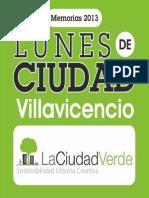 Lunes de Ciudad 2013