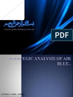 Air Blue presentation