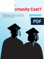 Article What is Opportunity Cost