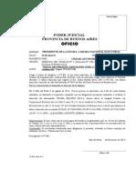 TT4 Oficio N° 03 Cámara Electoral Actora