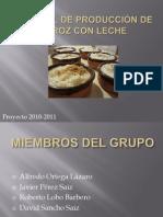 presentacion proyecto 2011