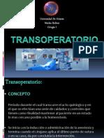 Transoperatorio Completo