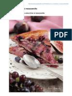 Lauraadamache.ro-pizza Cu Smochine Si Mozzarella