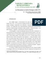 As Juntas das Missões Ultramarinas na América Portuguesa 1681-1757