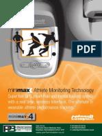 Catapult Minimax S4 Brochure