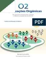 O2- Organizações Orgânicas, amostra com 26 páginas do livro