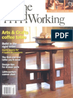 Fine Woodworking Magazine - November & December 2010-TV