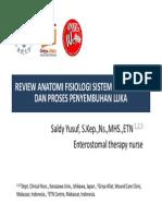 Review Sistem Integumen 2013