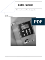 Cutler Hammer. SV9000 AF Drives - Application Manual