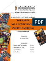 QDM - US TOP COMIC ANALYSIS