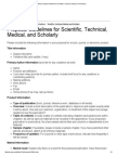Wiley_ Proposal Guidelines for Scientific, Technical, Medical, And Scholarly
