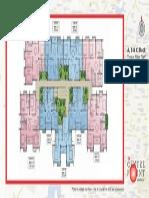 Centre Point Floorplan BlockABC