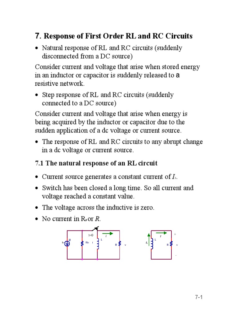 Chap7 Electrical Network Inductance Answer Circuit 1 Has Switches In Series 2