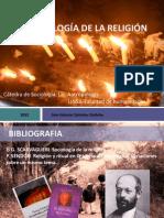 112341917 Sociologia de La Religion