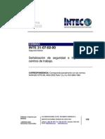 DOE 058 INTE 31-07-02-00 Señalización de seguridad e higiene en los centros de trabajo