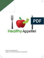 COOKBOOK Healthy Appetite