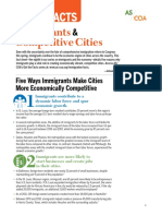5 Ways Immigrants Make Cities Competitive