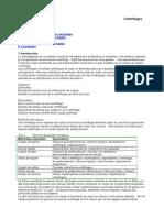Proceso Industrial - Centrífugas