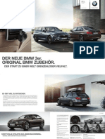 Bmw Accessories Catalogue 3series f30 h