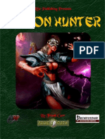 Pathfinder RPG Demonhunter