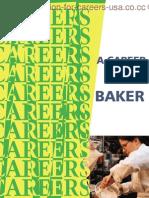 A-Career-As-A-Baker