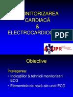 Monitorizarea Cardiaca si ECG