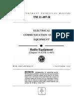 Electrical Radio Equipment