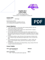 english 20-2 course outline