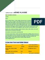 LEKTION 4 njemacki jezik