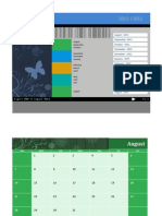 2011-2012 Academic Calendar (Sun-Sat)1