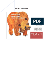 Brown Bear, Brown Bear, What Do You See_PROJECT