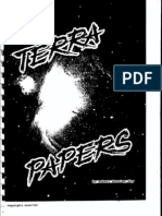 The Terra Papers - Robert Morning Sky