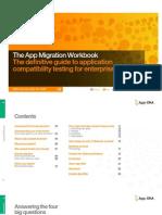 The App Migration Workbook