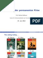 Hoffmann_wege Aus Der Permanenten Krise