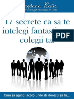 Secrete CA Sa Te Intelegi Fantastic Cu Colegii Tai