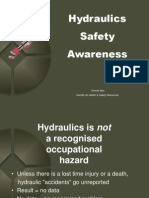 HandS Hydraulics Safety Awareness