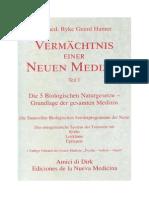 Vermaechtnis einer neuen Medizin Teil 1 - Ryke Geerd Hamer