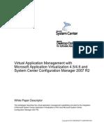App-V-and-SCCM-2007-R2