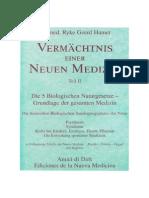Vermaechtnis Einer Neuen Medizin Teil 2 - Ryke Geerd Hamer