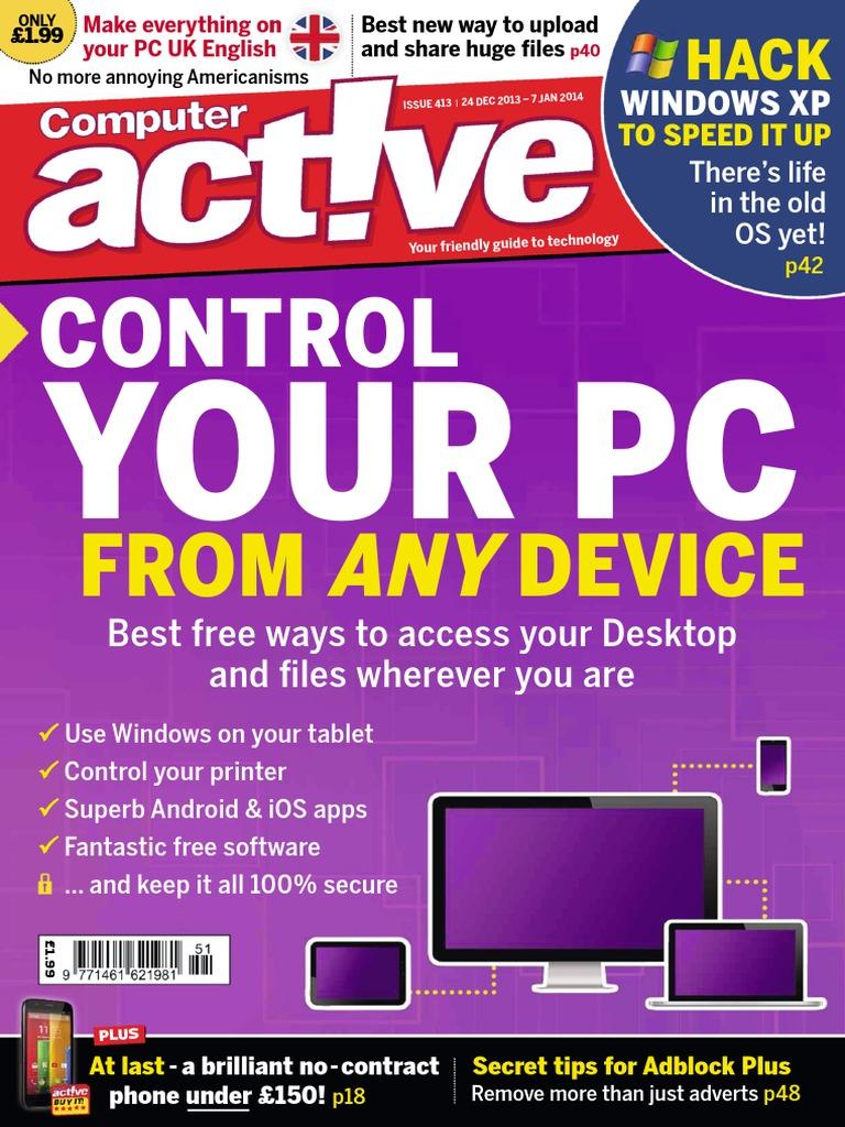 Computeractive - January 7 2014 UK | Google Play | Mobile App