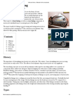 Motorcycle Fairing - Wikipedia, The Free Encyclopedia