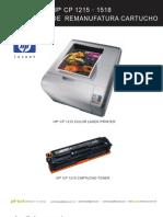 Manual de Recarga HP CP1215