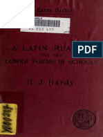 Latin Reader for Lo 00 Hard Rich