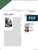 BAILEY, MARIAN - Richmond Times-Dispatch_ Obituaries & in Memoriam