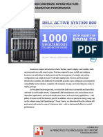 Dell Active System 800 Converged Infrastructure solution