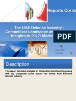The UAE Defense Industry