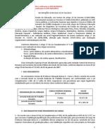 Instrucoes Especiais Se 02-2013 Concurso Peb II - Atualizada