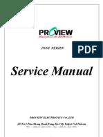 Proview Service Manual 562NS_ 572NS_ 772NS_ 777NS_ 786NS_ 787NS_ 986NS Chassis P6N5