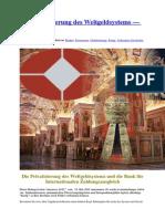 Die Privatisierung des Weltgeldsystems — maxnews